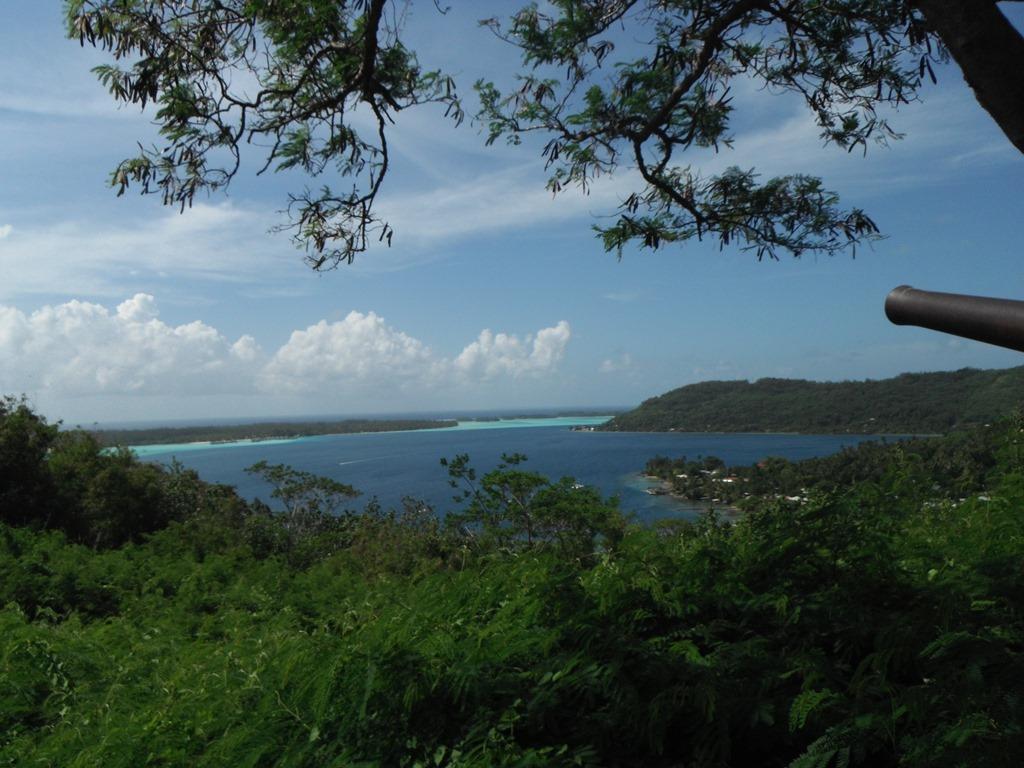 The Guns of Bora Bora (Operation Bobcat) | Daniel W Ostler ...